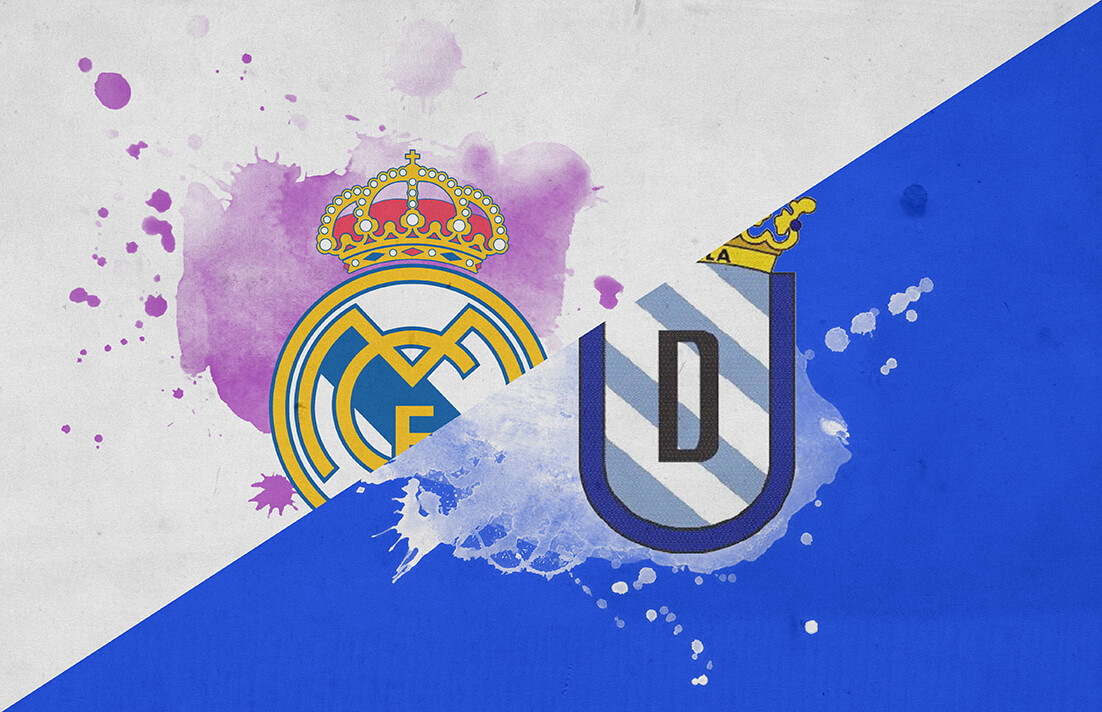 Copa del Rey 2018/19: Real Madrid vs Melilla Tactical Analysis Statistics