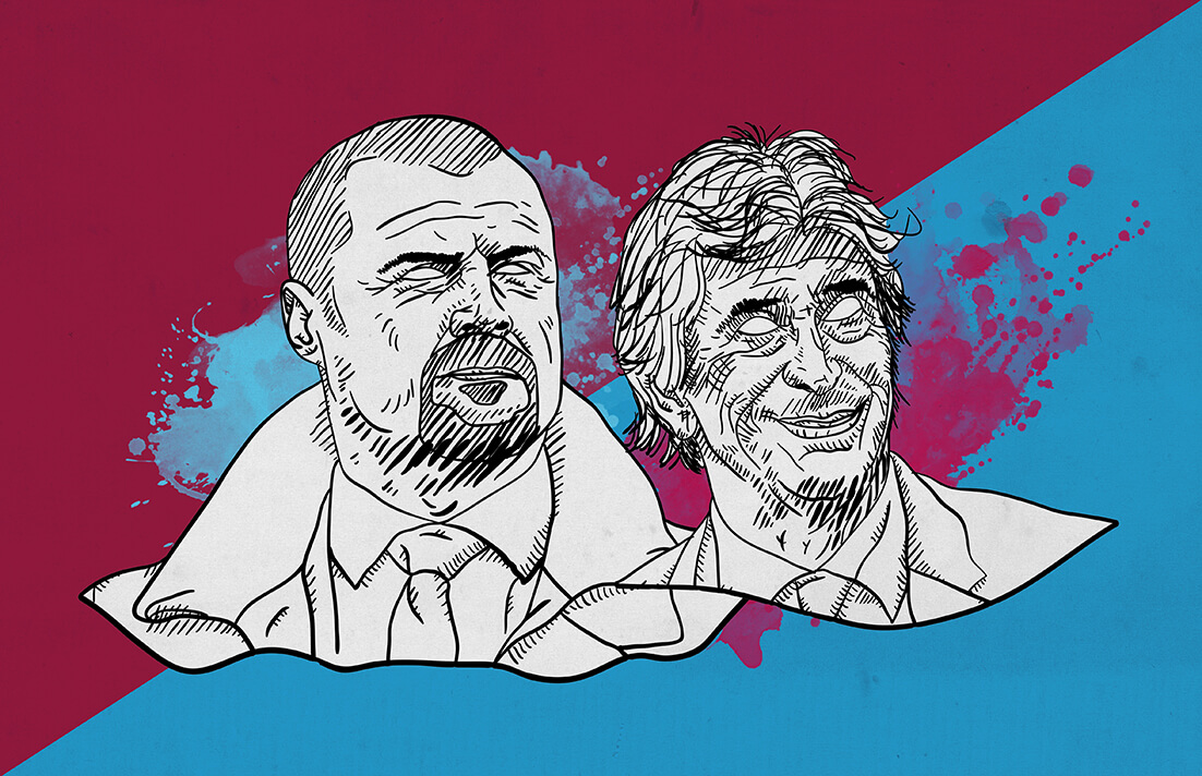 Premier League 2018/19: Burnley vs West Ham Tactical Analysis Statistics