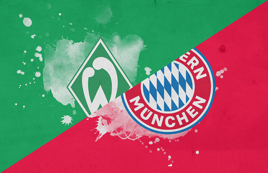 Bundesliga 2018/19: Werder Bremen vs Bayern Munich Tactical Analysis Statistics