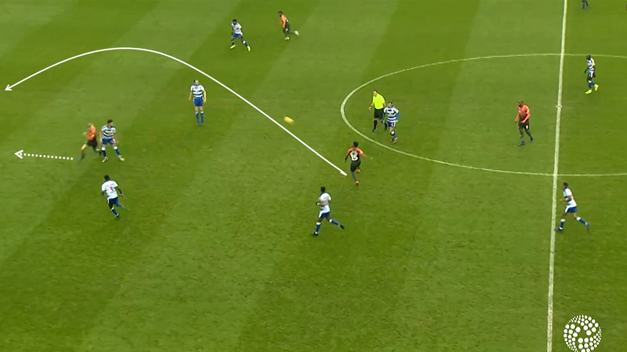 EFL Championship 2018/19: Reading vs Swansea City Tactical Analysis Statistics