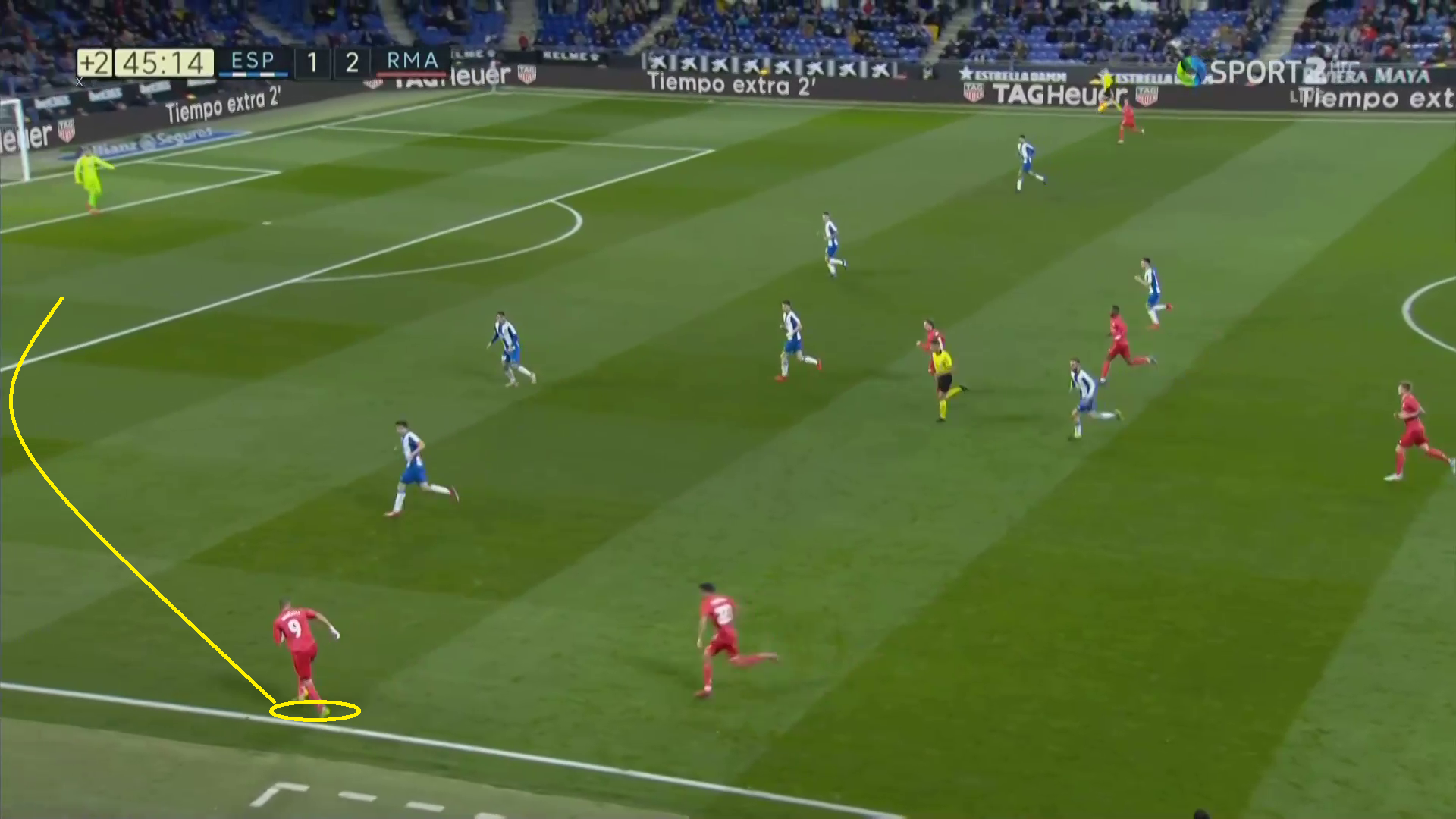 Real Madrid Espanyol La Liga Tactical Analysis Statistics