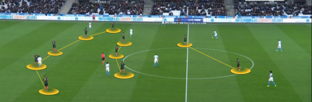 Ligue 1 2018/19: Marseille vs Monaco