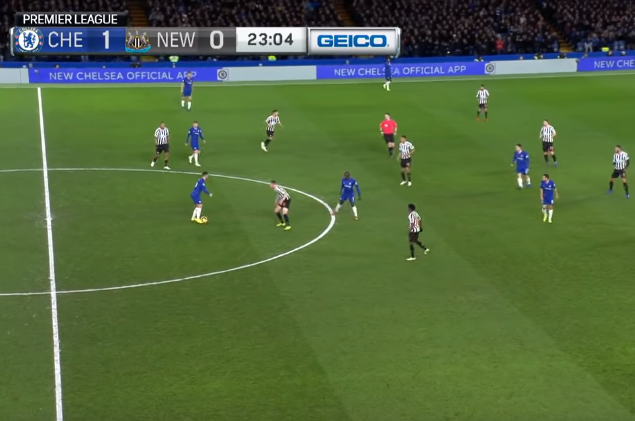 Premiere League 2018/2019: Chelsea v Liverpool Tactical Analysis Statistics