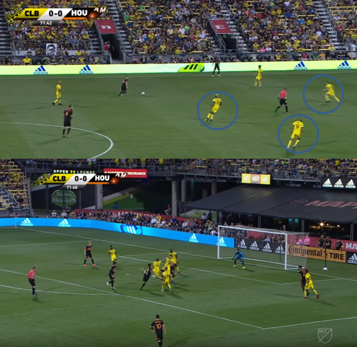 Gregg Berhalter Tactical Analysis Statistics