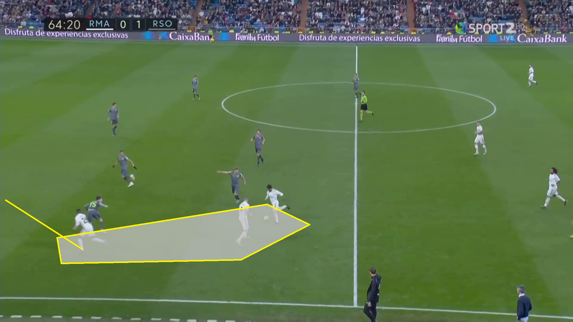 Real Madrid Real Sociedad La Liga Tactical Analysis Statistics