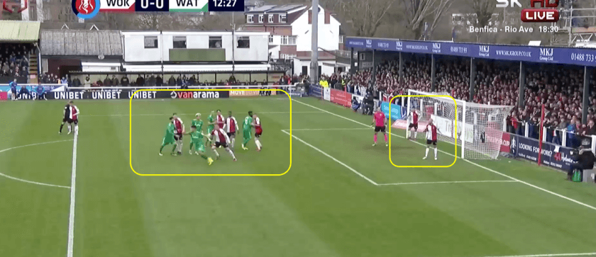Woking vs Watford FA Cup Tactical Analysis