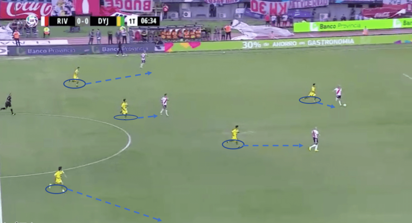 river-plate-defensa-y-justicia-primera-división-tactical-analysis-analysis