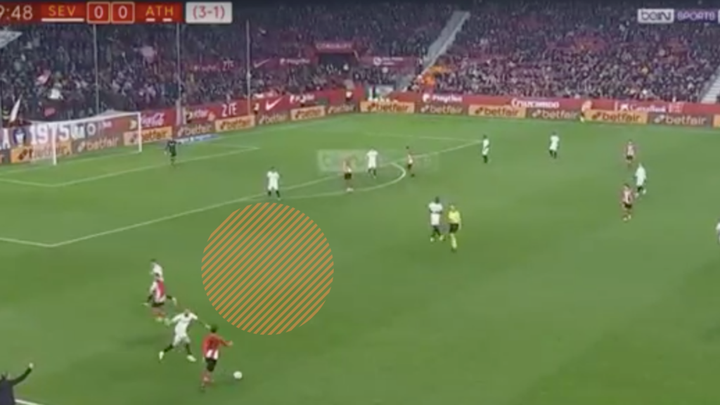 Sevilla, Athletic, Tactical analysis, analysis, statsitics