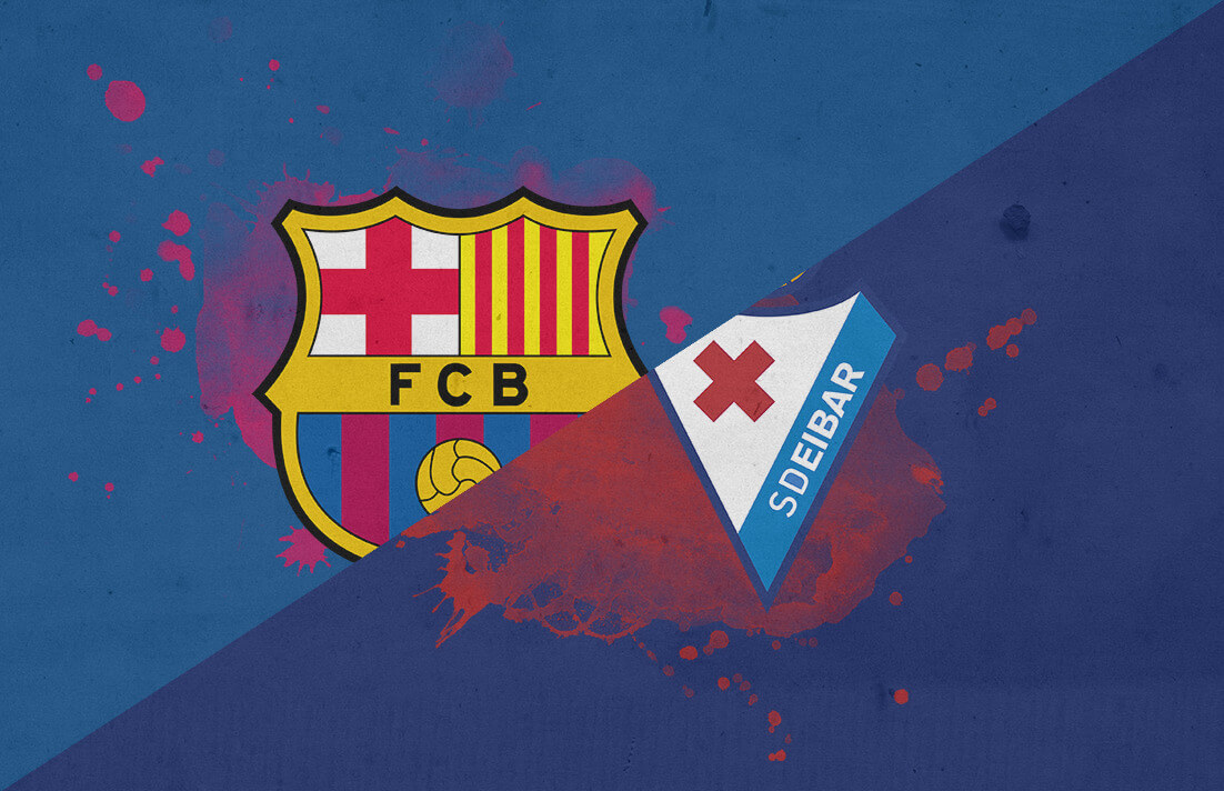 La Liga 2018/19: Barcelona vs Eibar Tactical Analysis Statistics