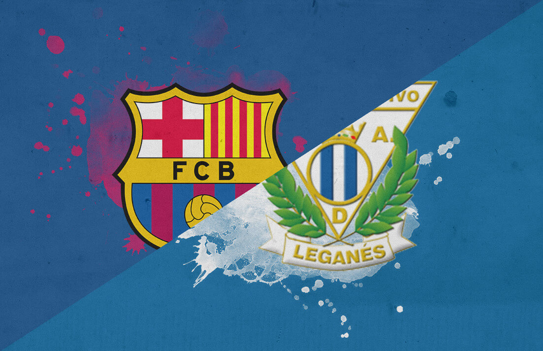 La Liga 2018/19: Barcelona vs Leganes Tactical Analysis Statistics