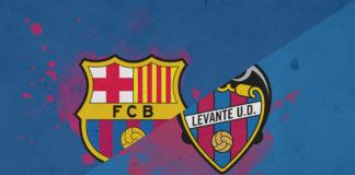 Barcelona Levante Copa del Rey Tactical Analysis Statistics