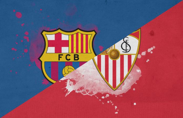 Copa del Rey 2018/19: Barcelona vs Sevilla Tactical Analysis Statistics