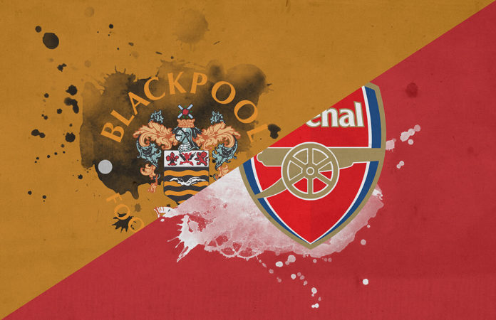 FA Cup 2018/19: Blackpool vs Arsenal Tactical Analysis Statistics