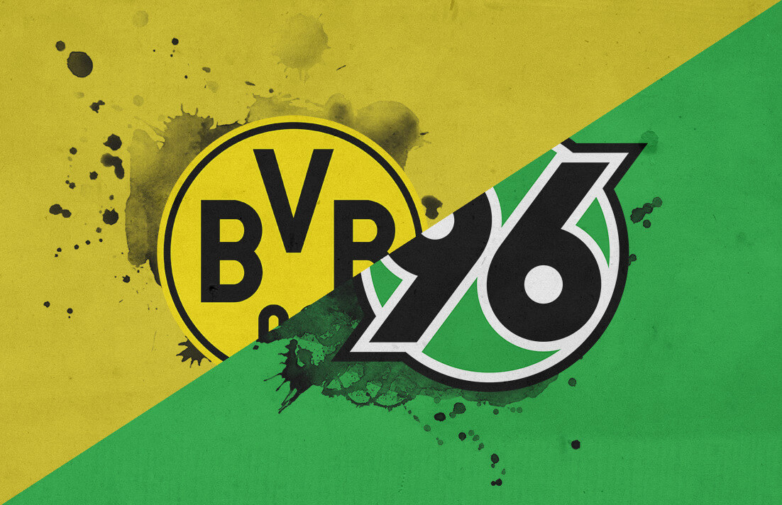 Bundesliga 2018/19: Borussia Dortmund vs Hannover Tactical Analysis Statistics