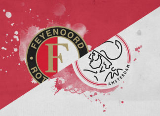 Eredivise 2018/19: Feyenoord vs Ajax Tactical Analysis Statistics