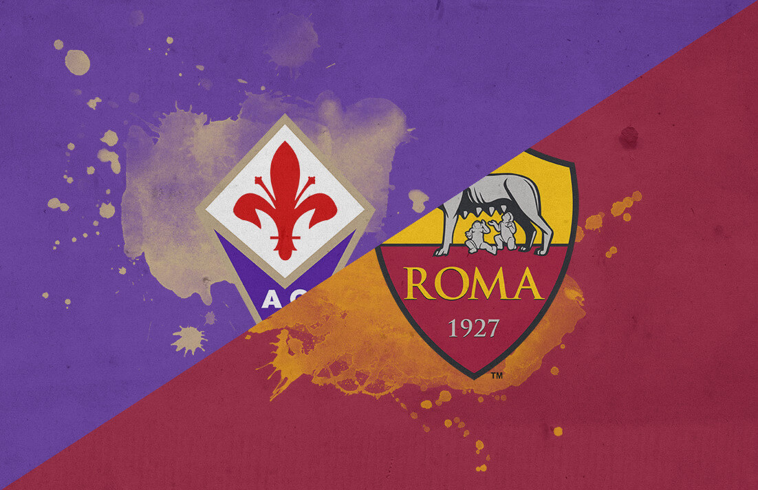 Coppa Italia 2018/19: Fiorentina vs Roma Tactical Analysis Statistics
