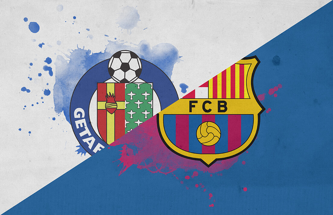 La Liga 2018/19: Getafe vs Barcelona Tactical Analysis Statistics