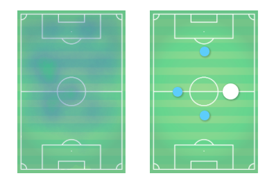heat map van de beek