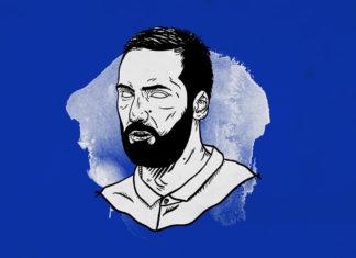 Premier League 2018/19: Gonzalo Higuain Chelsea Tactical Analysis Statistics