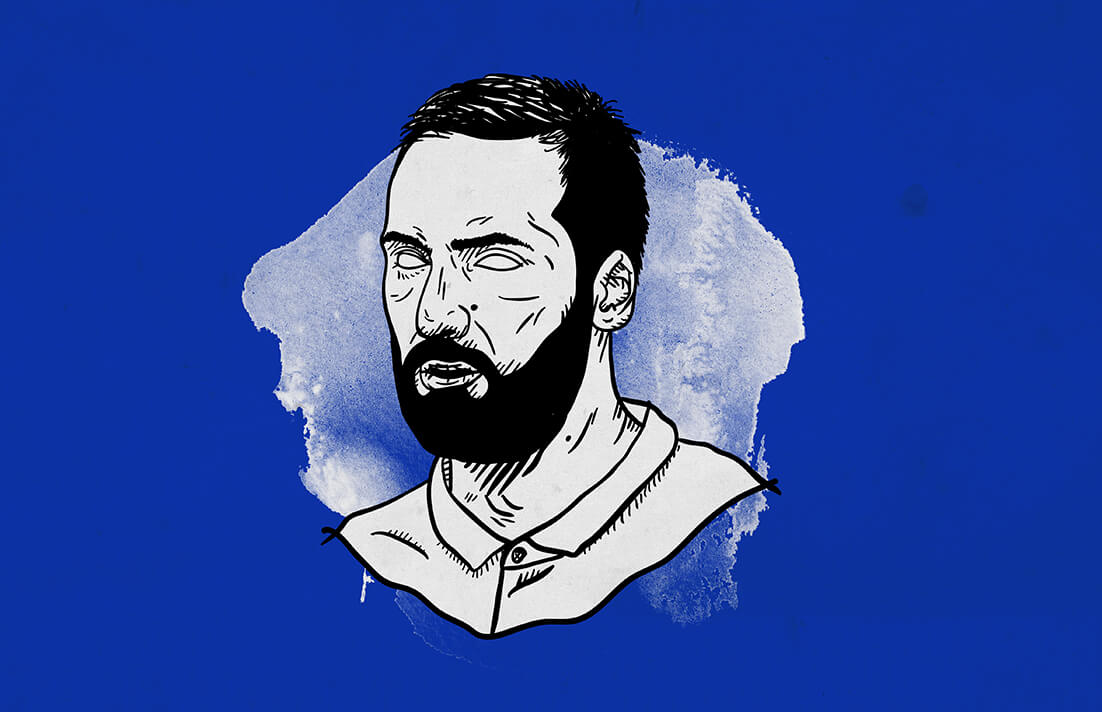 Premier League 2018/19: Gonzalo Higuain Chelsea Tactical Analysis Statistics