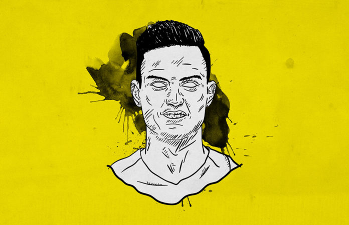 Bundesliga 2018/19: Jacob Bruun Larsen Borussia Dortmund Tactical Analysis Statistics