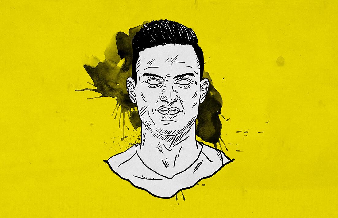 Bundesliga 2018/19: Jacob Bruun Larsen Borussia Dortmund Tactical Analysis Statistics