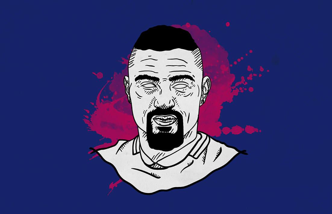 La Liga 2018/19: Kevin Prince Boateng Barcelona Tactical Analysis Statistics