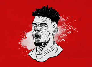 Ligue 1 2018/19: Lyle Foster AS Monaco Tactical Analysis Statistics