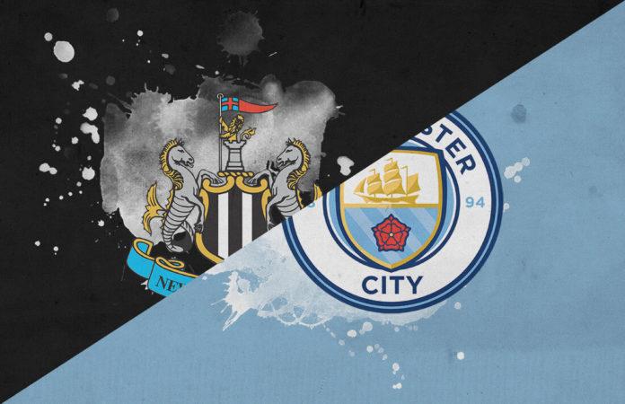 Premier League 2018/19 Newcastle Manchester City Tactical Analysis Statistics