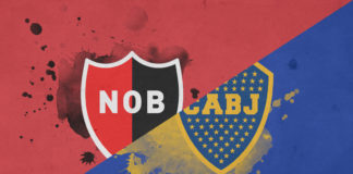 Superliga 2018/19 Newell's Old Boys Boca Juniors Tactical Analysis Statistics