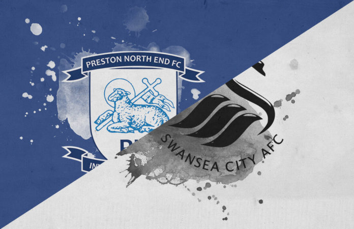 EFL Championship 2018/19: Preston vs Swansea Tactical Analysis Statistics