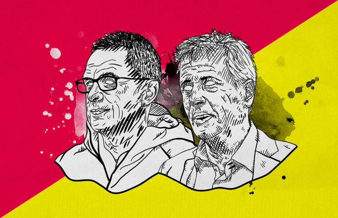 Bundesliga 2018/19: RB Leipzig vs Borussia Dortmund Tactical Analysis Statistics