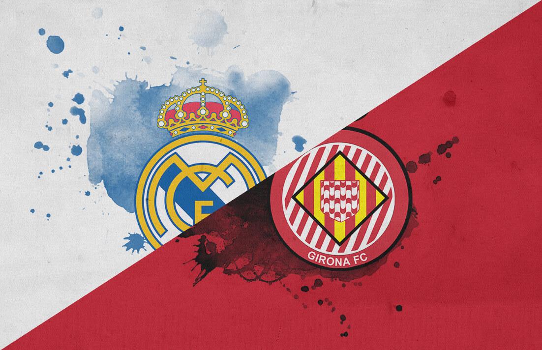 La Liga 2018/19: Real Madrid vs Girona Tactical Analysis Statistics