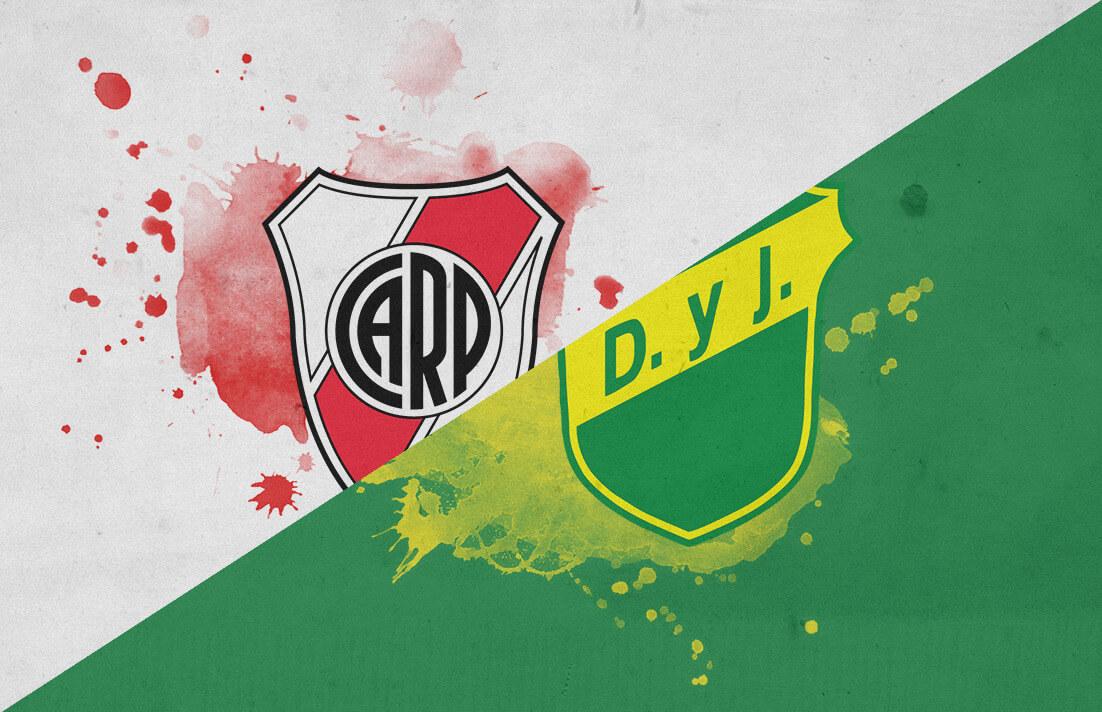 Argentina Superliga 2018/19: River Plate vs Defensa Tactical Analysis Statistics