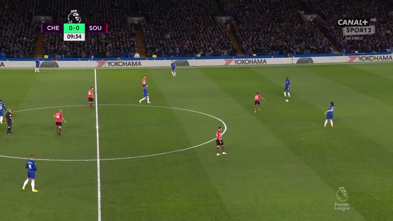 Chelsea Southampton Tactical Analysis