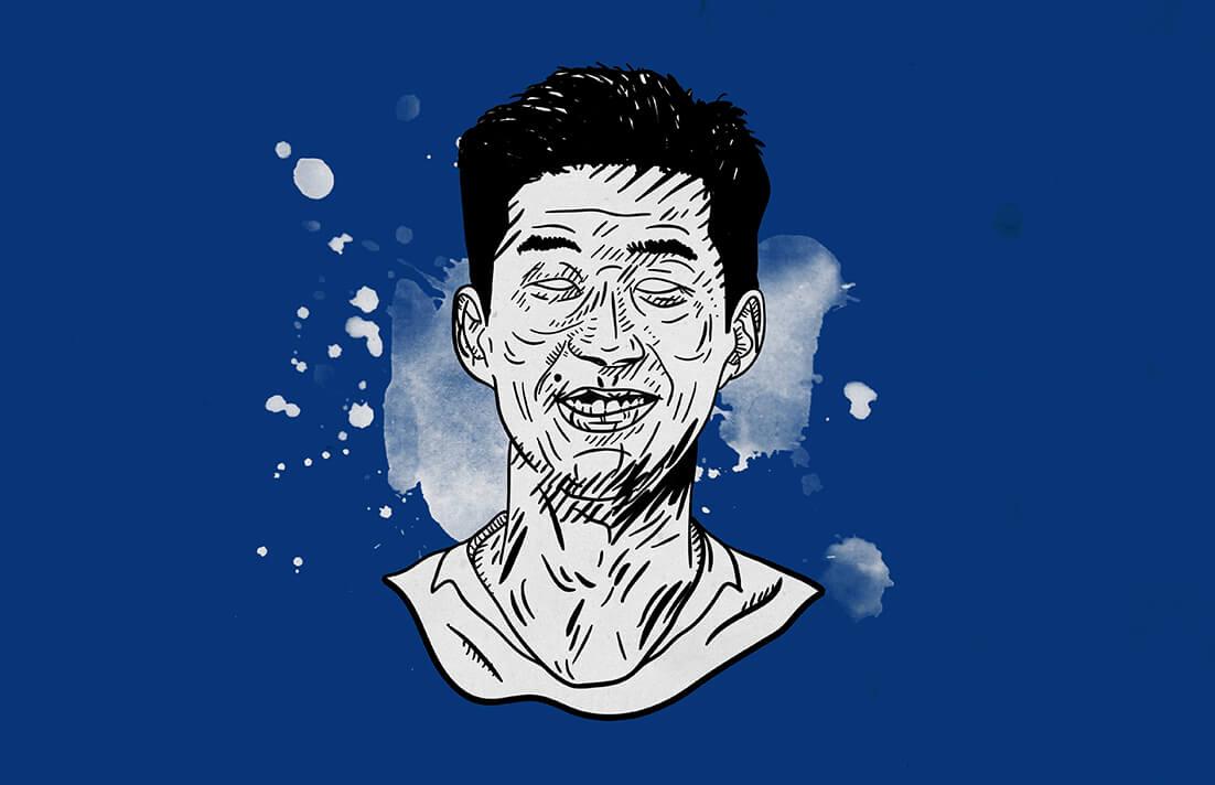 Premier League 2018/19: Heung-min Son Tottenham Tactical Analysis Statistics