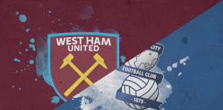 FA Cup 2018/19: West Ham United vs Birmingham City Tactical Analysis Statistics
