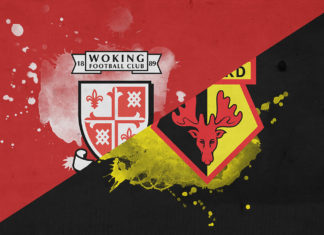 FA Cup 2018/19: Woking vs Watford Tactical Analysis Statistics