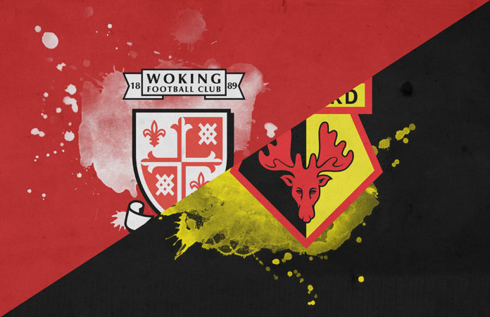 FA Cup 2018/19: Woking vs Watford Tactical Analysis Statistics
