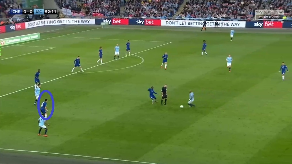 EFL Cup Final Chelsea Manchester City Tactical Analysis Statistics