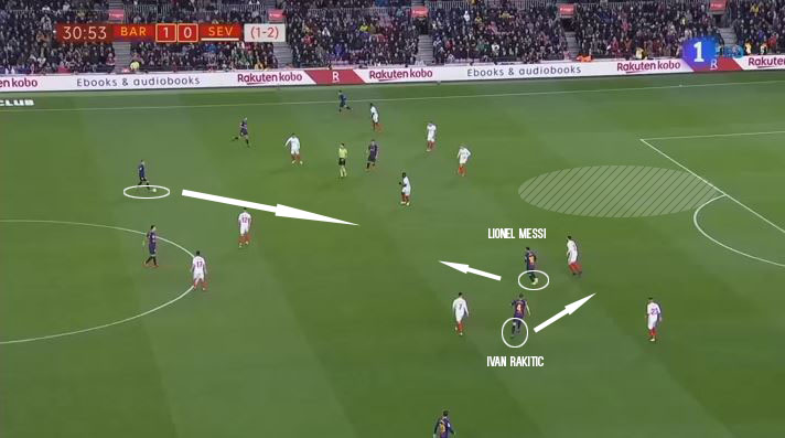 UEFA Champions League 2018/19 Lyon Barcelona Analysis Tactical Preview Statistics