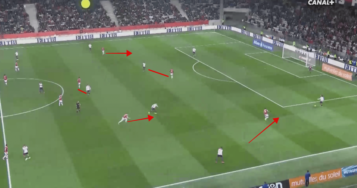 OGC Nice vs Olympique Lyon Ligue 1 Tactical Analysis