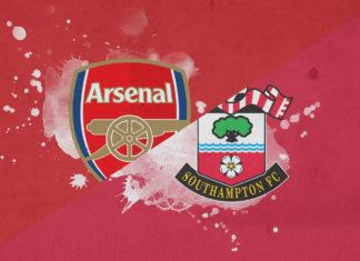 Premier league 2018/19 Arsenal Southampton Tactical Analysis Statistics