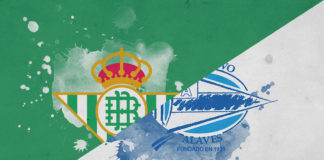 La Liga 2018/19 Real Betis Alaves Tactical Analysis Statistics