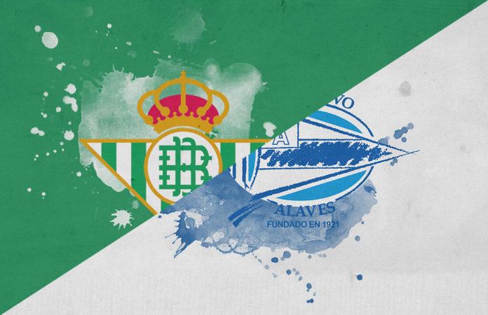 La Liga 2018/19 Real Betis Alaves Tactical Analysis Statistics