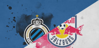 UEFA Europa League 2018/19 Club Brugge RB Salzburg Tactical Analysis Statistics