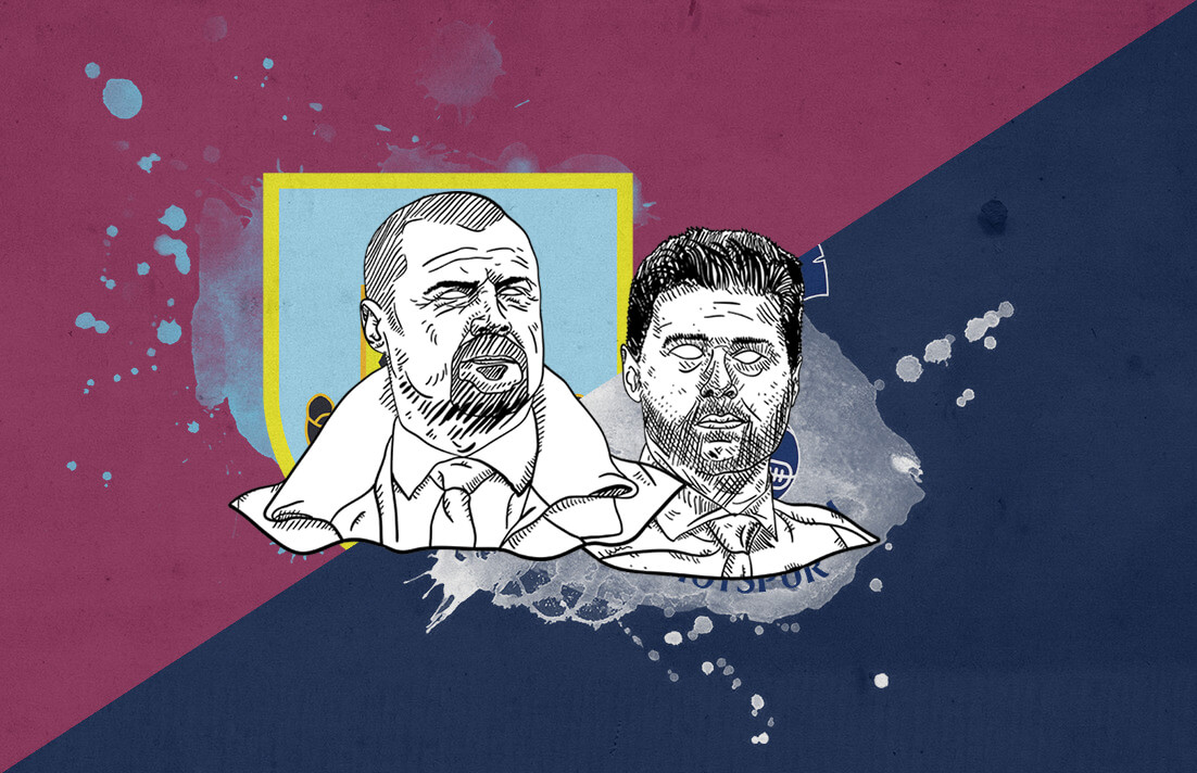 Premier League 2018/19 Burnley Tottenham Tactical Analysis Statistics