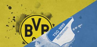 Bundesliga 2018/19 Borussia Dortmund Hoffenheim Tactical Analysis Statistics