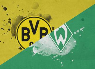 DFB Pokal Borussia Dortmund Werder Bremen Tactical Analysis Statistics