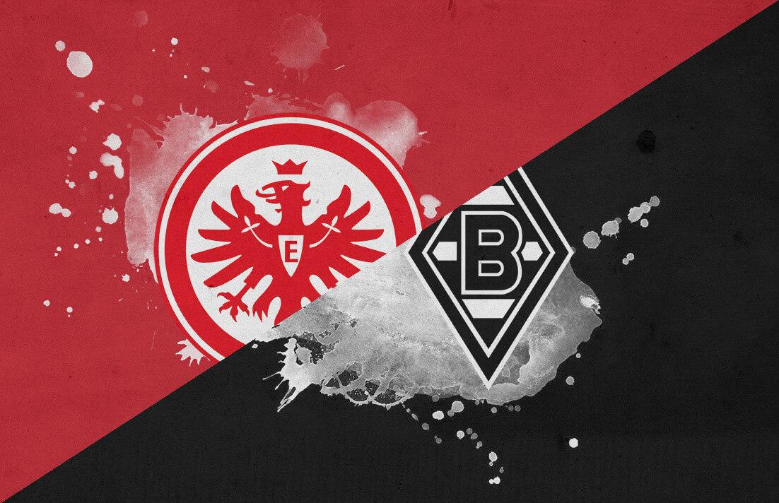 Bundesliga 2018/19 Eintracht Frankfurt Gladbach Tactical Analysis Statistics